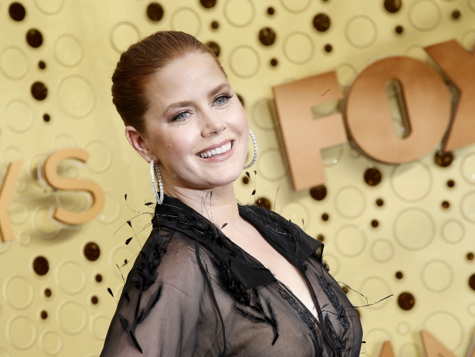 Celebs Who Have Parents in the Military: Amy Adams