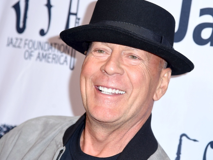Celebs Who Have Parents in the Military: Bruce Willis