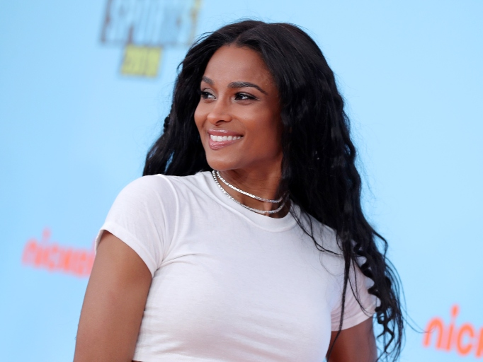 Celebs Who Have Parents in the Military: Ciara