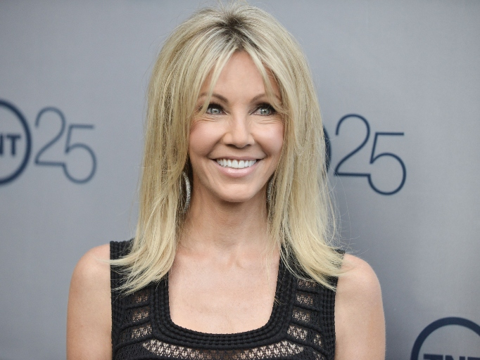Celebs Who Have Parents in the Military: Heather Locklear