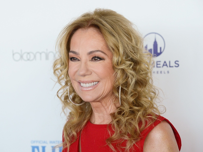 Celebs Who Have Parents in the Military: Kathie Lee Gifford