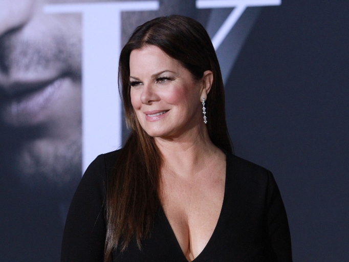 Celebs Who Have Parents in the Military: Marcia Gay Harden