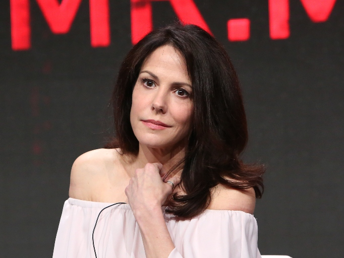 Celebs Who Have Parents in the Military: Mary-Louise Parker
