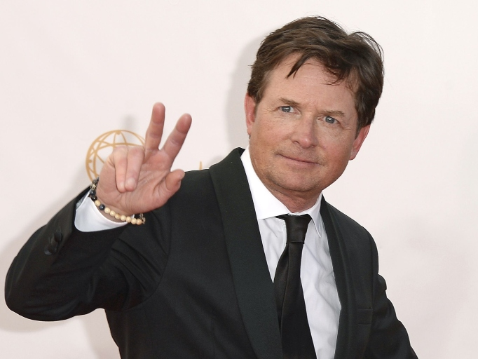 Celebs Who Have Parents in the Military: Michael J. Fox