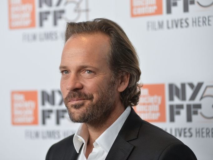 Celebs Who Have Parents in the Military: Peter Sarsgaard