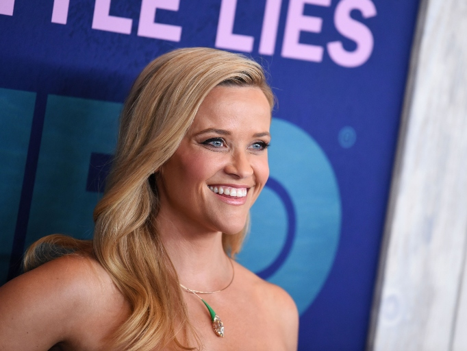 Celebs Who Have Parents in the Military: Reese Witherspoon