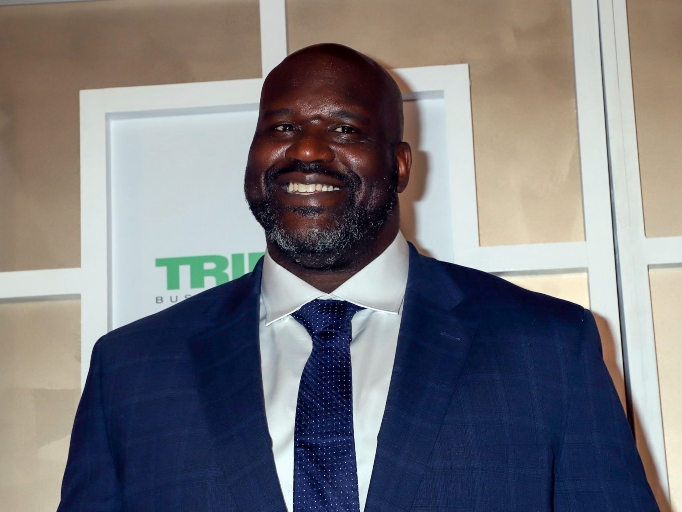Celebs Who Have Parents in the Military: Shaquille O'Neal