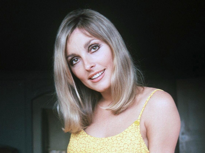 Celebs Who Have Parents in the Military: Sharon Tate