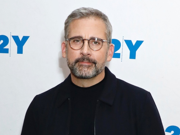 Celebs Who Have Parents in the Military: Steve Carell