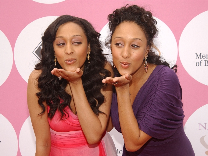 Celebs Who Have Parents in the Military: Tia & Tamera Mowry