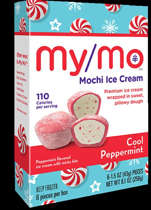 MyMo Cool Peppermint Ice Cream