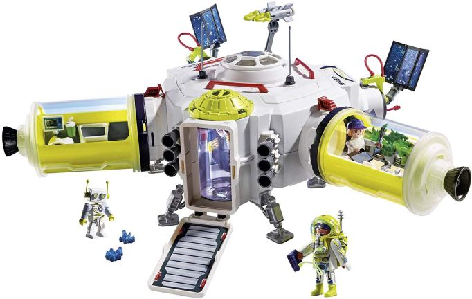 The Hottest Toys of 2019: Playmobil Mars Space Station
