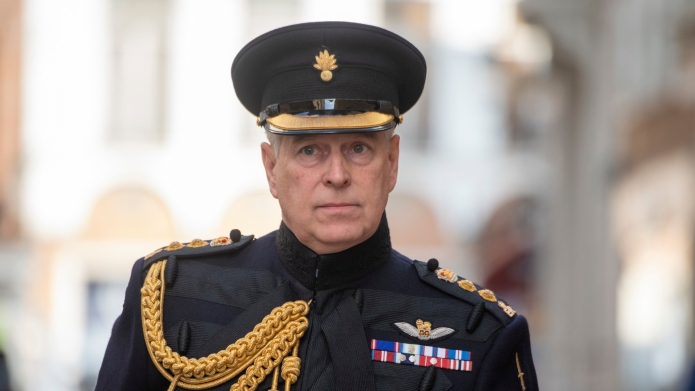Prince Andrew is facing pressure for