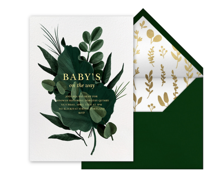 Baby Shower Invitations That Will Delight Every Guest: TK