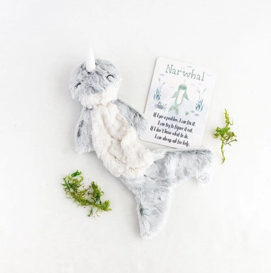 Perfect Gifts for Tomboys, Tomgirls & Tomkids of Any Gender: Slumberkins Stuffed Animal & Book