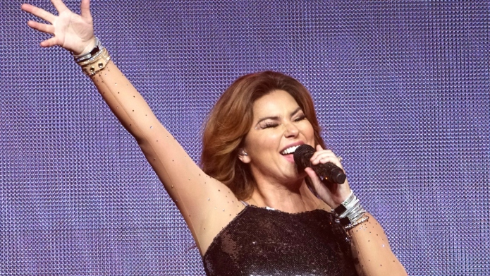 Shania Twain Will Perform Her All-Time