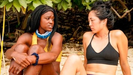 Kellee Kim was voted off 'Survivor'