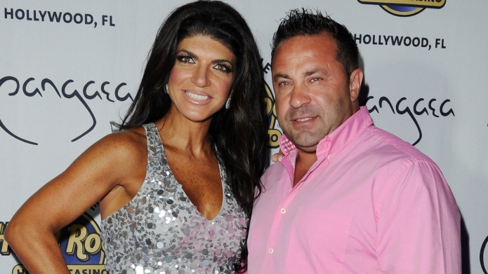Teresa and Joe Giudice are splitting