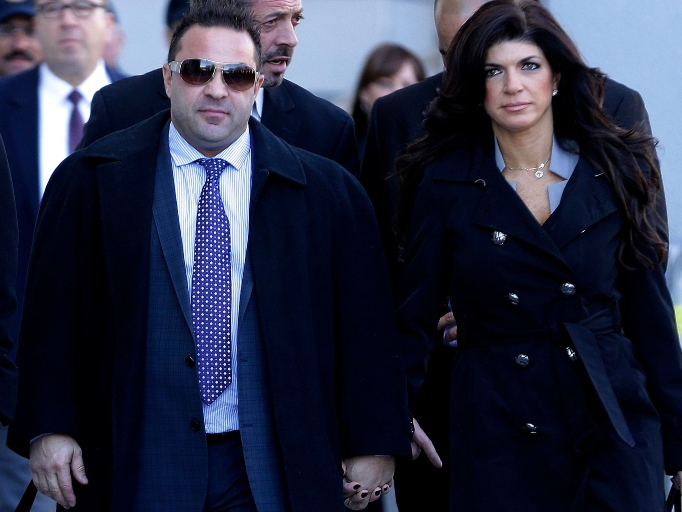 Teresa and Joe Giudice are splitting up after 20 years of marriage