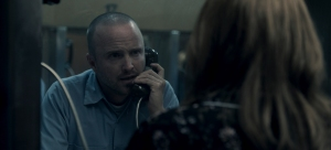 Aaron Paul in new Apple TV+ series 'Truth Be Told.'