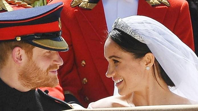 Prince Harry & Meghan Markle Royal