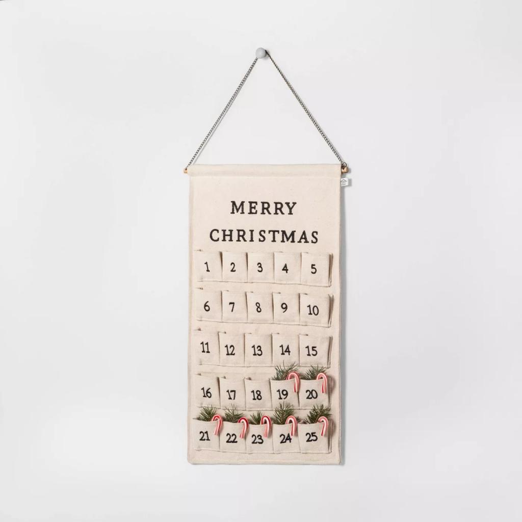 Hearth & Hand™ with Magnolia Cloth Advent Calendar