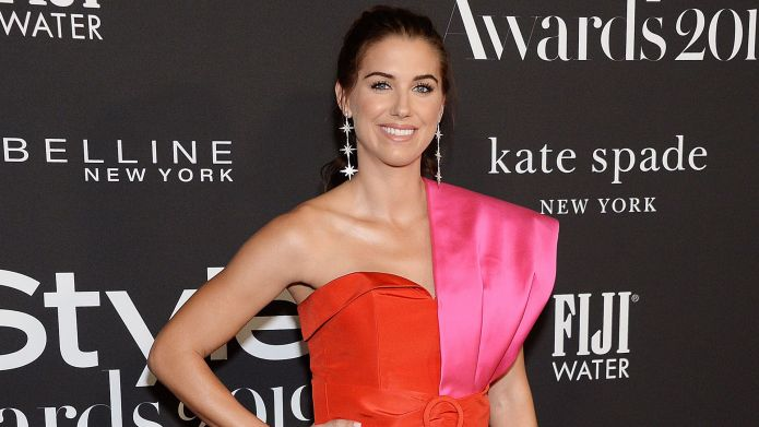 Alex Morgan5th Annual InStyle Awards, Arrivals,