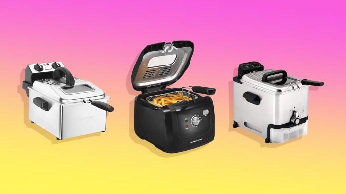 Best Deep Fryers Amazon