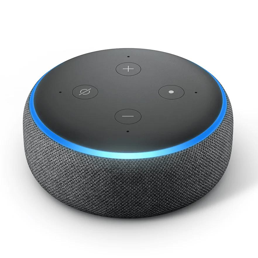 Amazon Echo Dot (3rd Gen) Smart Speaker with Alexa