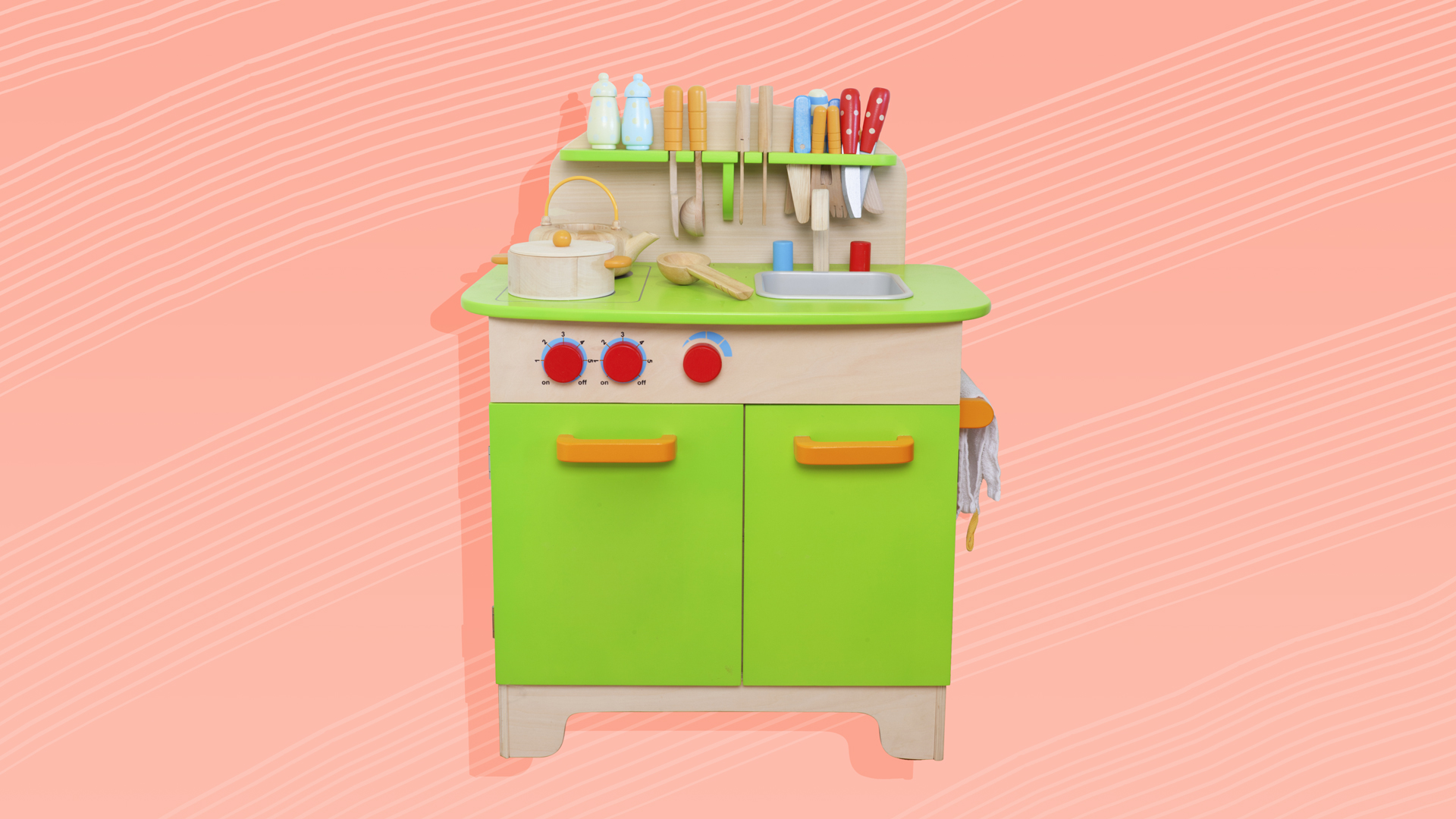 These Play Kitchens Will Have You Considering a Remodel