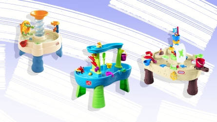 Kids water tables