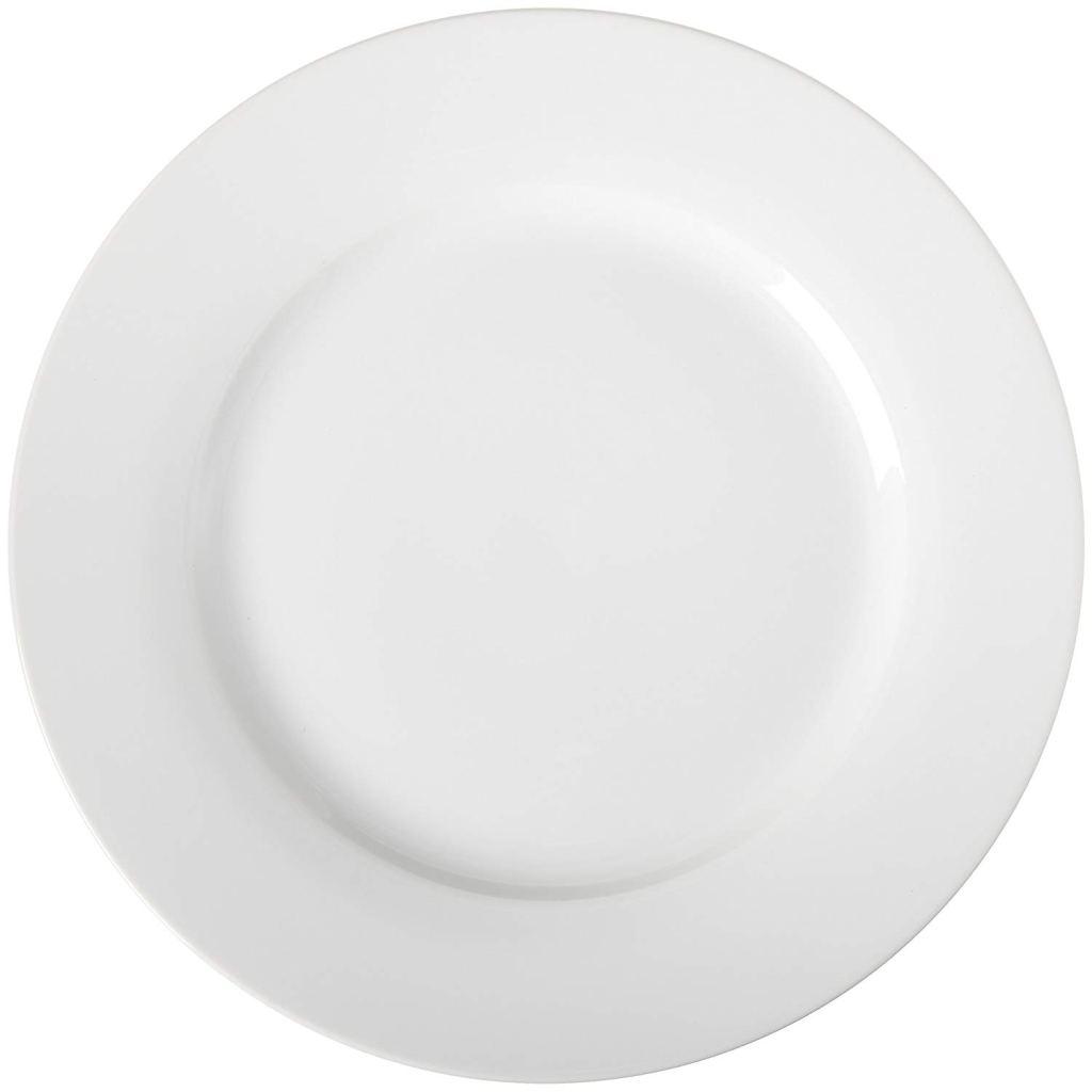 best dinner plates, amazon basics