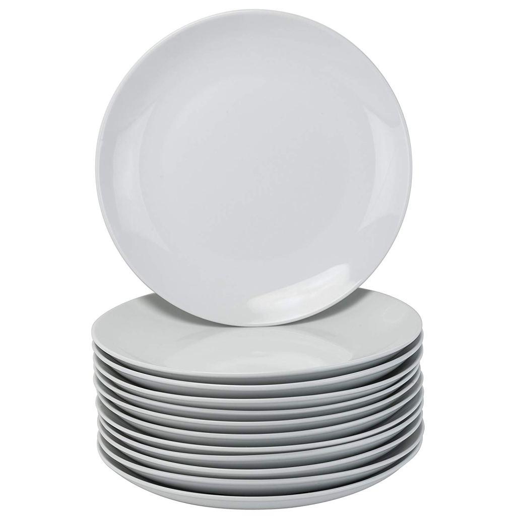 best dinner plates, strawberry street review