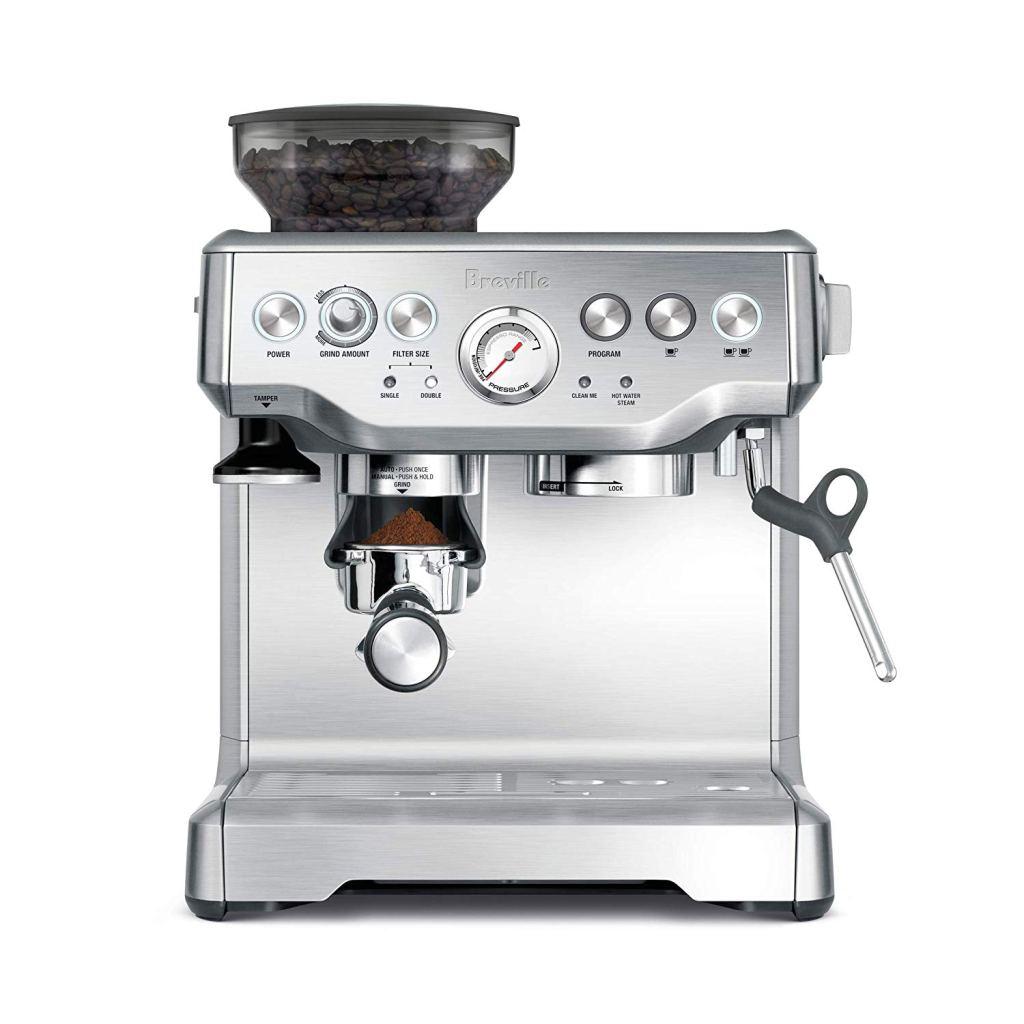 best espresso machine, breville barista review