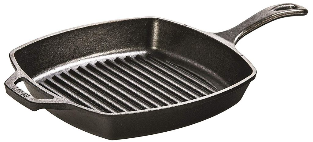 lodge grill pan review, best grill pan