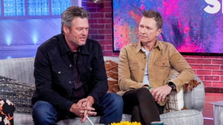 Blake Shelton and Craig Morgan.