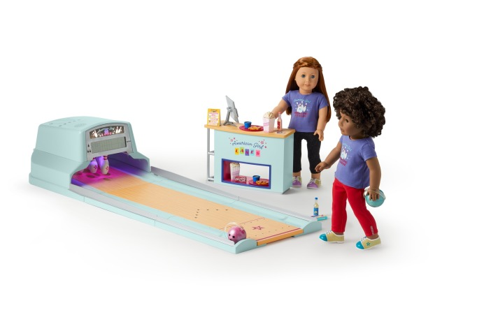 The Hottest Toys of 2019: American Girl Bowling Alley