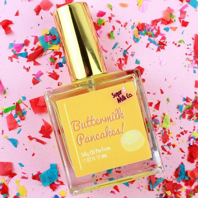 Buttermilk pancakes perfume