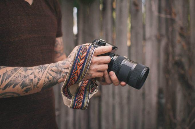 Camera/bag strap