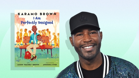 Karamo Brown wrote children's book 'I