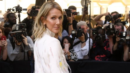 Celine Dion Honors Late Husband in