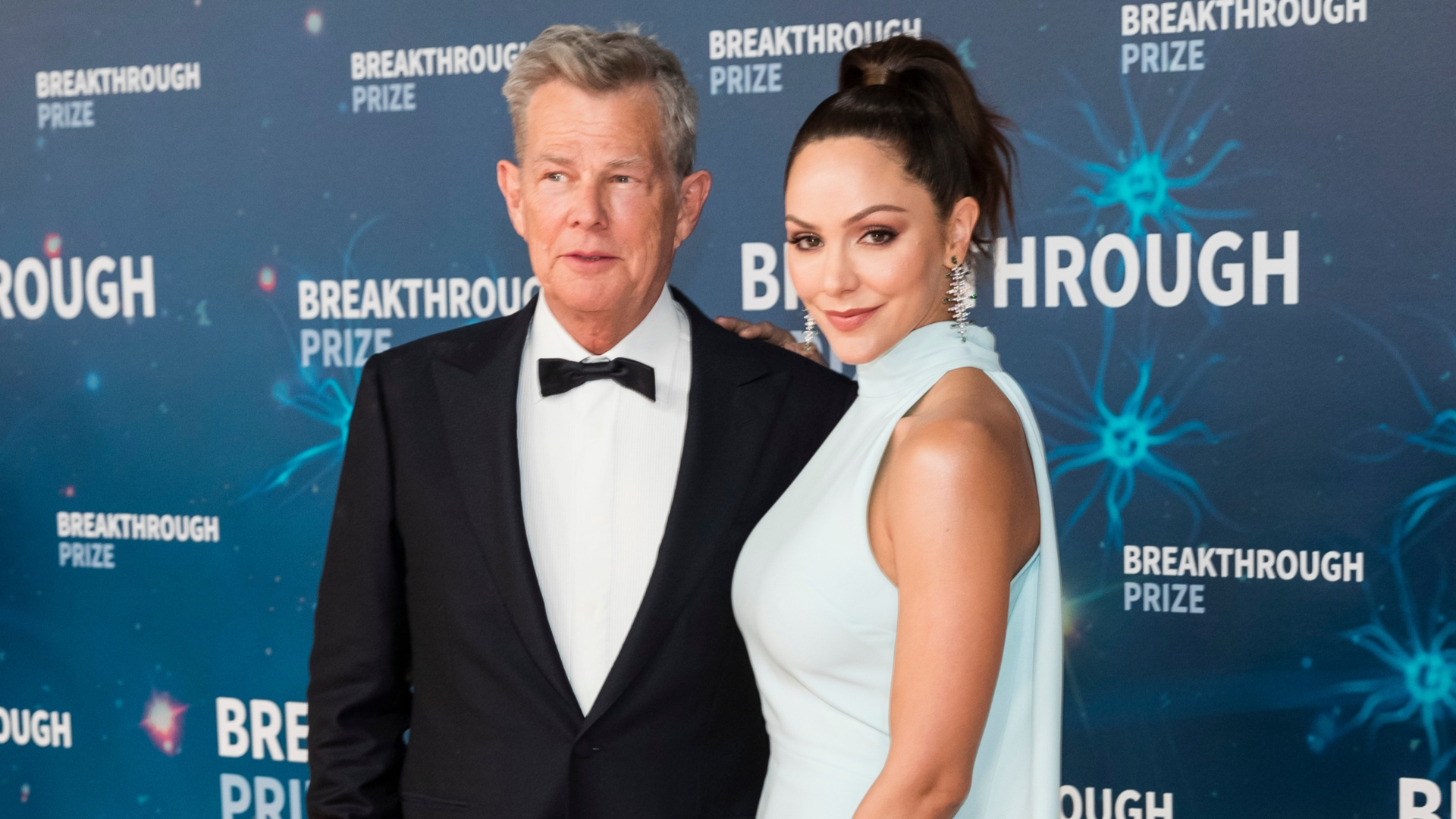 Katharine Mcphee Makes Fun Of 35 Year Gap With Husband David Foster Sheknows