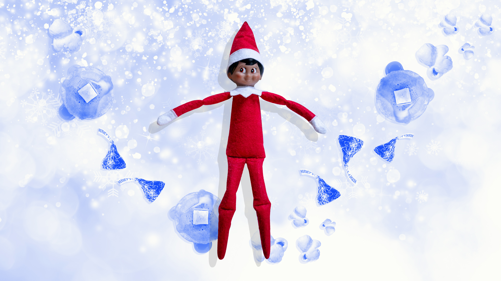Easy Elf On The Shelf Ideas For Lazy Parents That Require No