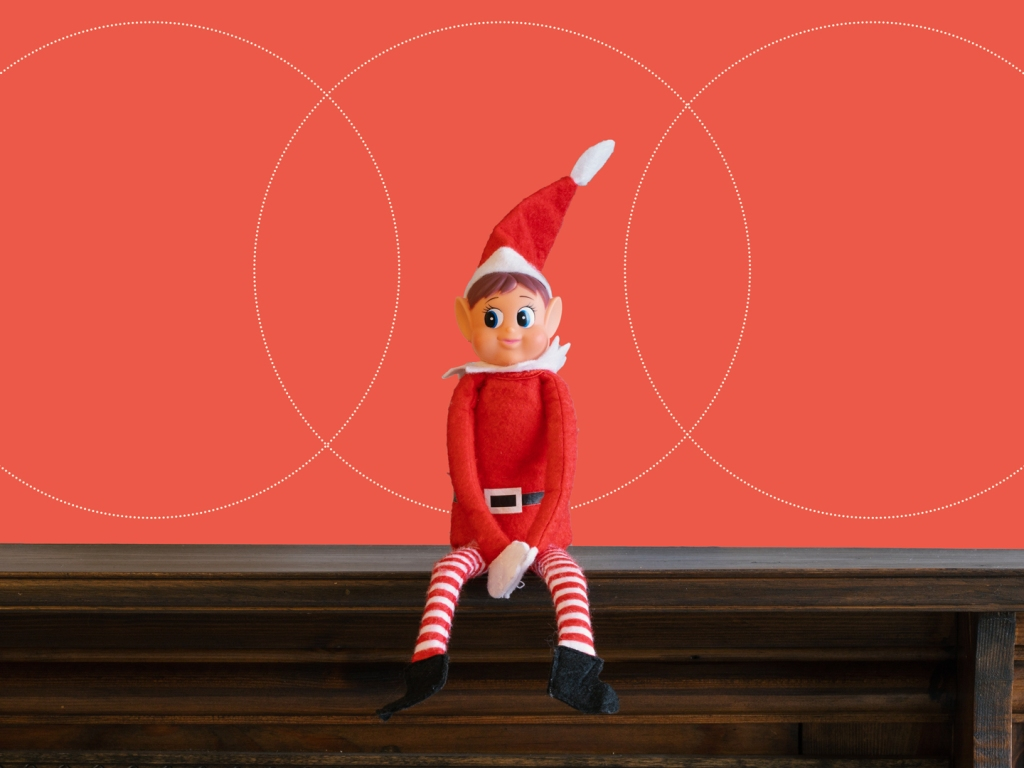 25 Elf On The Shelf Ideas For Every December Day Til Christmas Sheknows