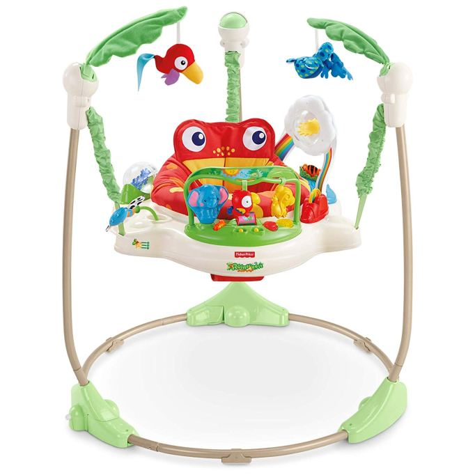 Amazon Black Friday Toy Deals: Fisher-Price Rainforest Jumperoo