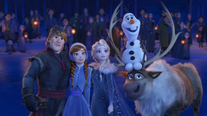 'Frozen 2.'