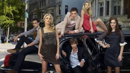 'Gossip Girl' cast.