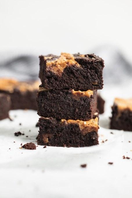 Halva Brownies