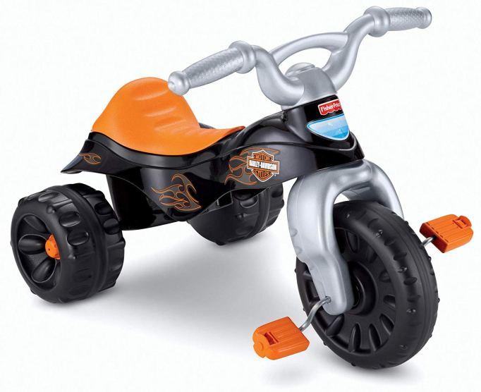 Amazon Black Friday Toy Deals: Fisher-Price Harley-Davidson Tough Trike