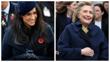Meghan Markle invites Hillary Clinton to